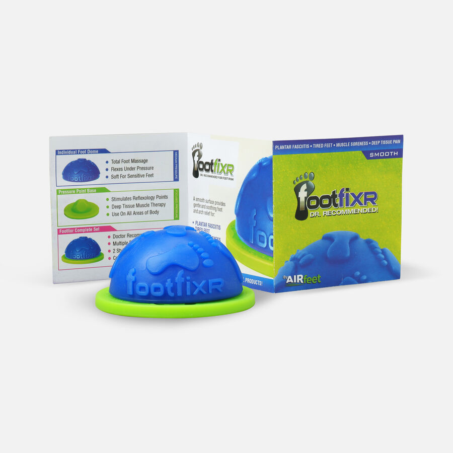 Airfeet FootFixr Deep Tissue Smooth Dome, , large image number 3