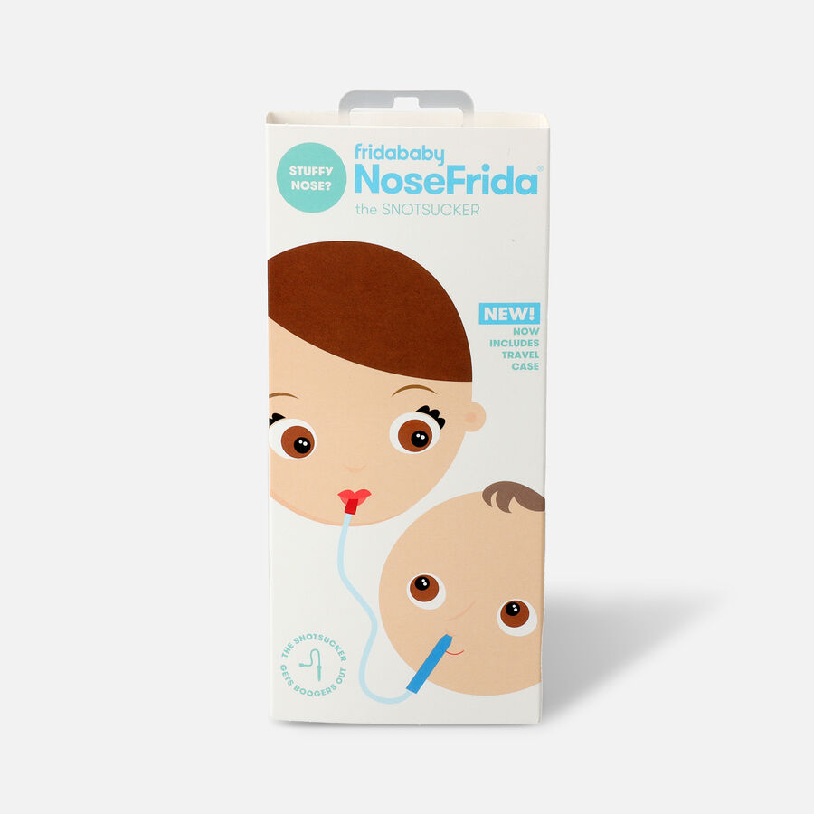 Fridababy NoseFrida the Snotsucker Travel Case, , large image number 0