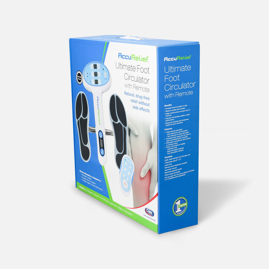 Ultimate Foot Circulator with Remote, , large image number 3