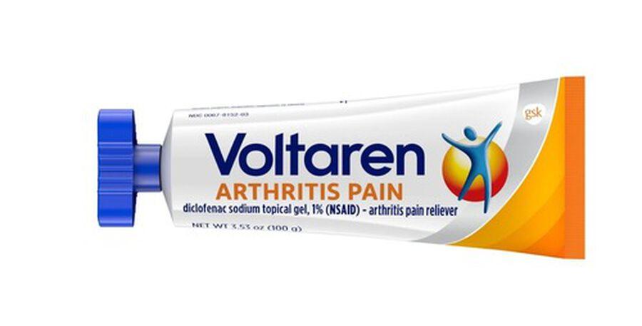 Voltaren Arthritis Pain Gel, 3.53 oz, , large image number 4