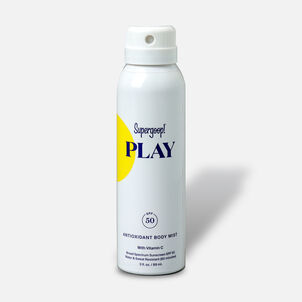 Supergoop! PLAY Antioxidant Body Mist SPF 50 with Vitamin C