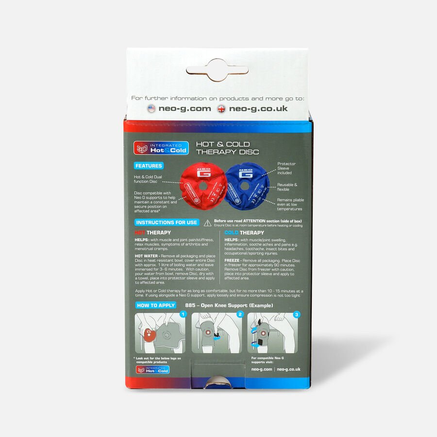 Neo G Hot and Cold Therapy 3D Disc, , large image number 3