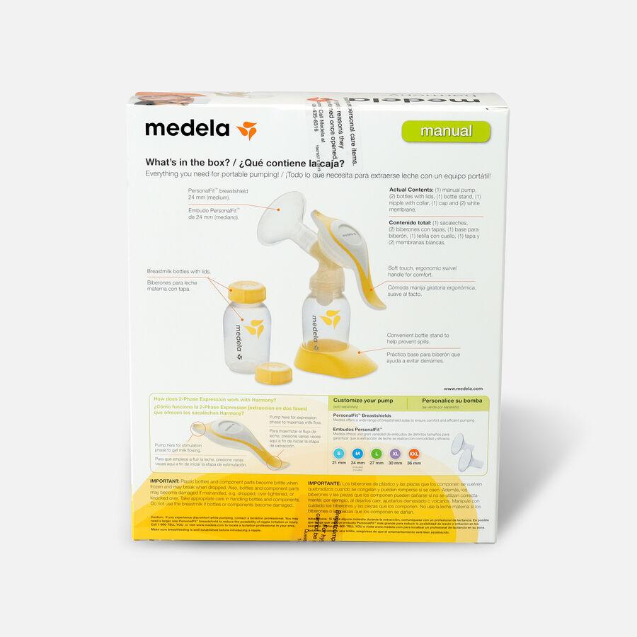 Medela Harmony™ Manual Breast Pump, , large image number 2