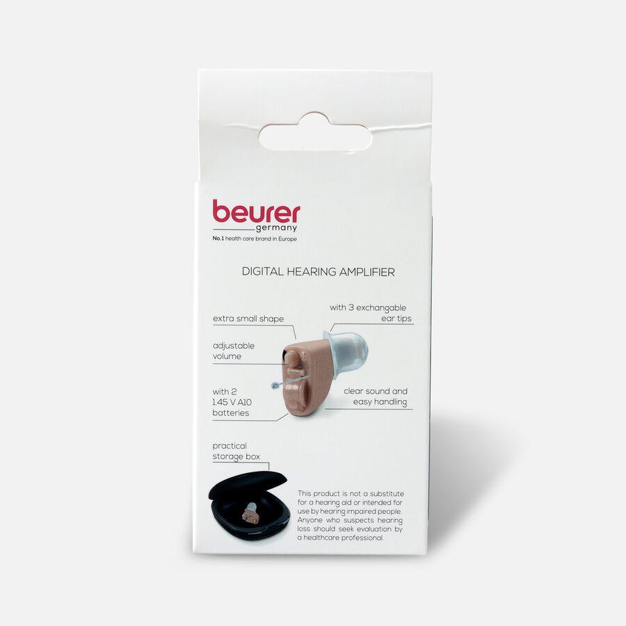 Beurer Digital Hearing Amplifier Single, HA60, , large image number 1