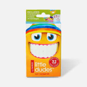 Little Dudes Cut n Scrape Kit