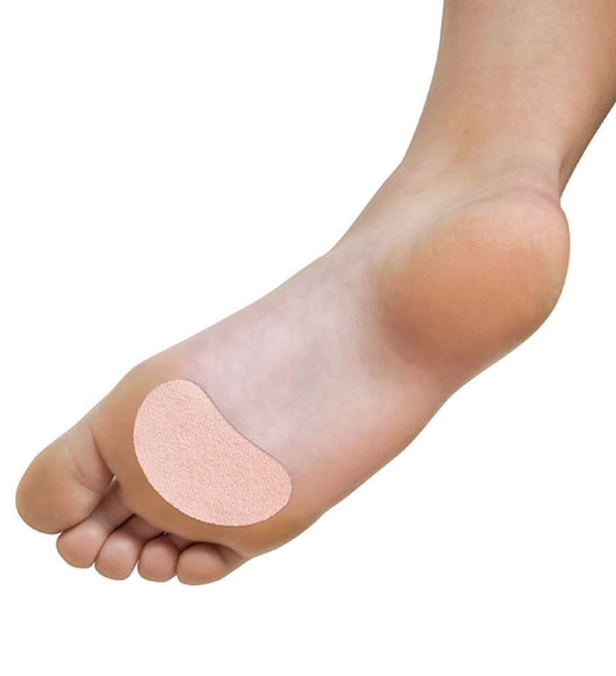 Caring Mill™ Self-Adhesive Moleskin Foot Protection Pads 6 ct, , large image number 4