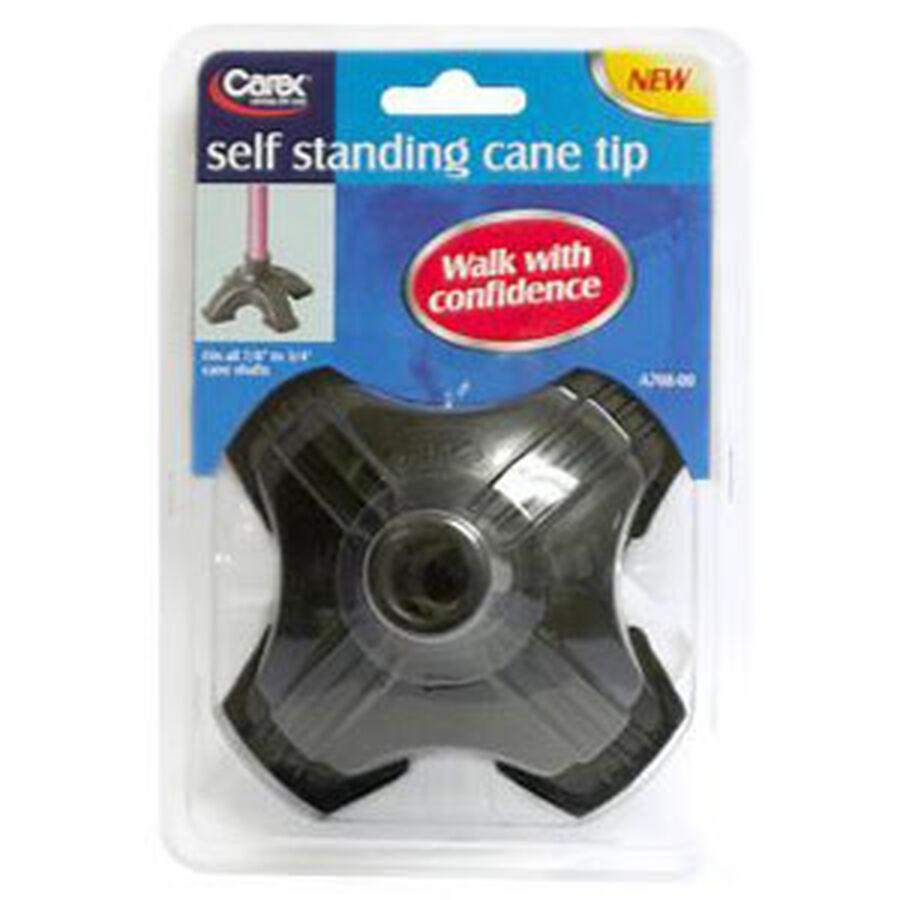 Carex Self Standing Cane Tip, , large image number 1