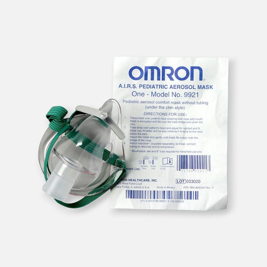 Omron 9921 Pediatric Mask for NEU22V, , large image number 0
