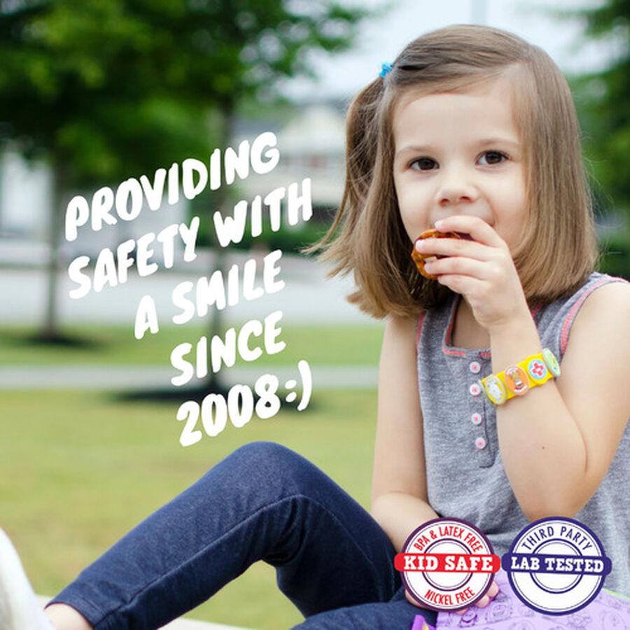 AllerMates Children's Allergy Charm Bracelet - Food Allergy, , large image number 5
