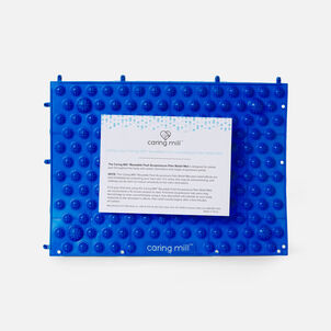 Caring Mill ® Reusable Foot Acupressure Pain Relief Mat