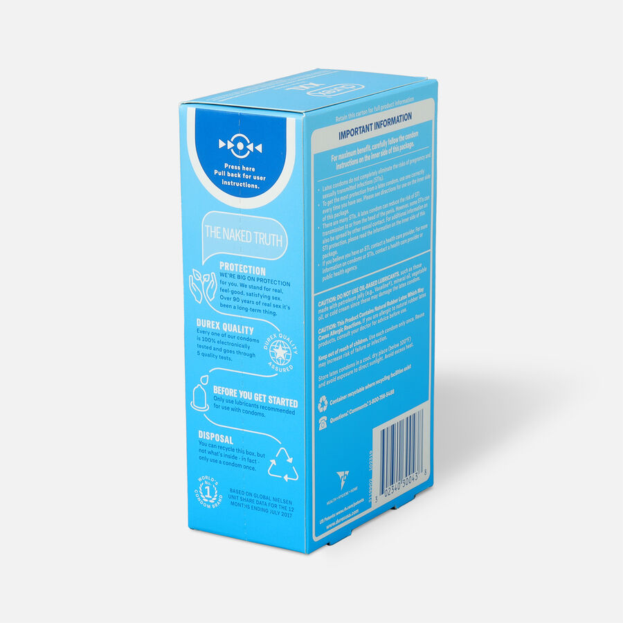 Durex XXL Condom, 12 ct, , large image number 3