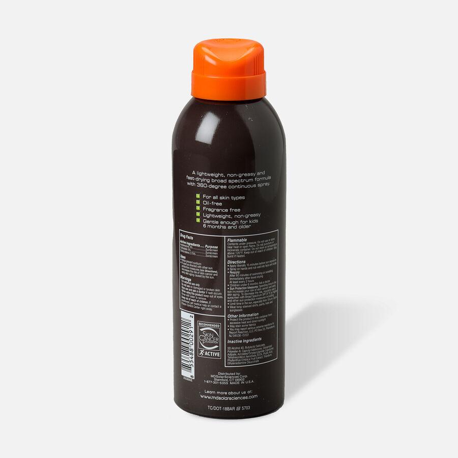 MDSolarSciences Quick Dry Body Spray SPF 40, 5oz, , large image number 1