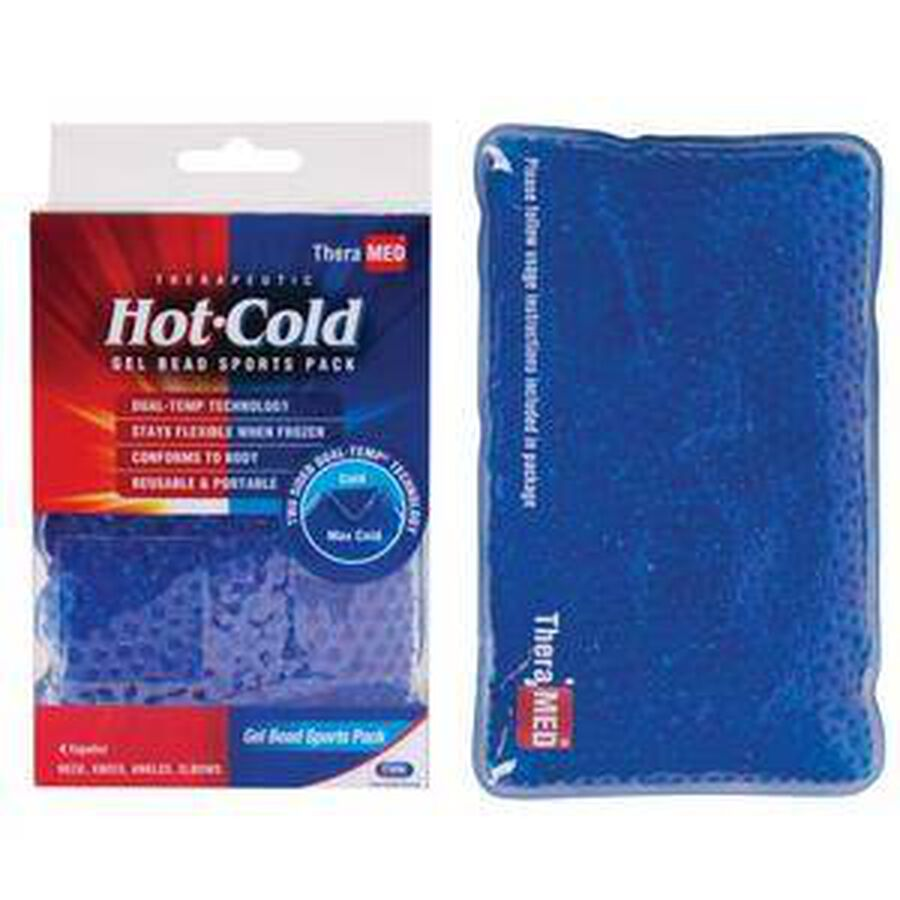 TheraMed Hot & Cold Gel Bead Sports Pack, , large image number 6