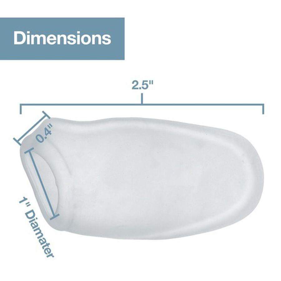 ZenToes Gel Bunion Guards - 4 Pack, , large image number 3