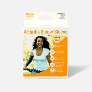 IMAK Compression Arthritis Elbow Sleeve, Small