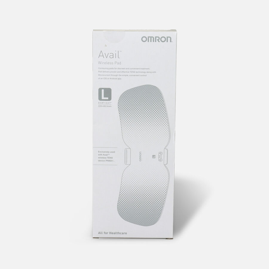 Omron Avail Wireless Refill Pad, Large, , large image number 0