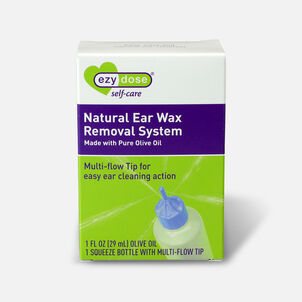 Physician's Choice All Natural Deluxe Ear Wax Removal System, 1 fl oz