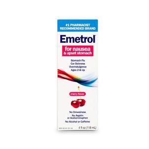 Emetrol Cherry Liquid, 4 fl oz