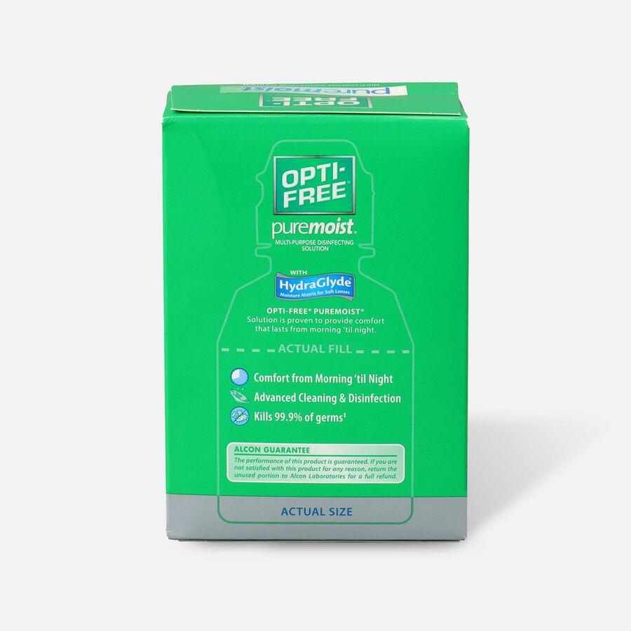 Opti-Free PureMoist Solution, 2 oz, , large image number 1
