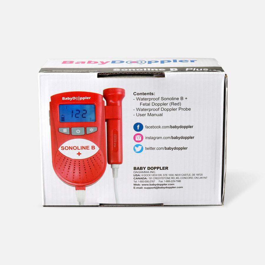Baby Doppler Sonoline B Plus Water-Resistant Fetal Doppler, , large image number 2
