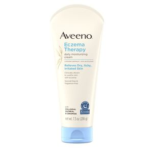 Aveeno Eczema Therapy Daily Moisturizing Cream