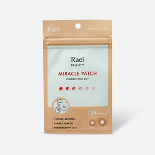 Rael Beauty Miracle Patch Invisible Spot Dot - 24ct