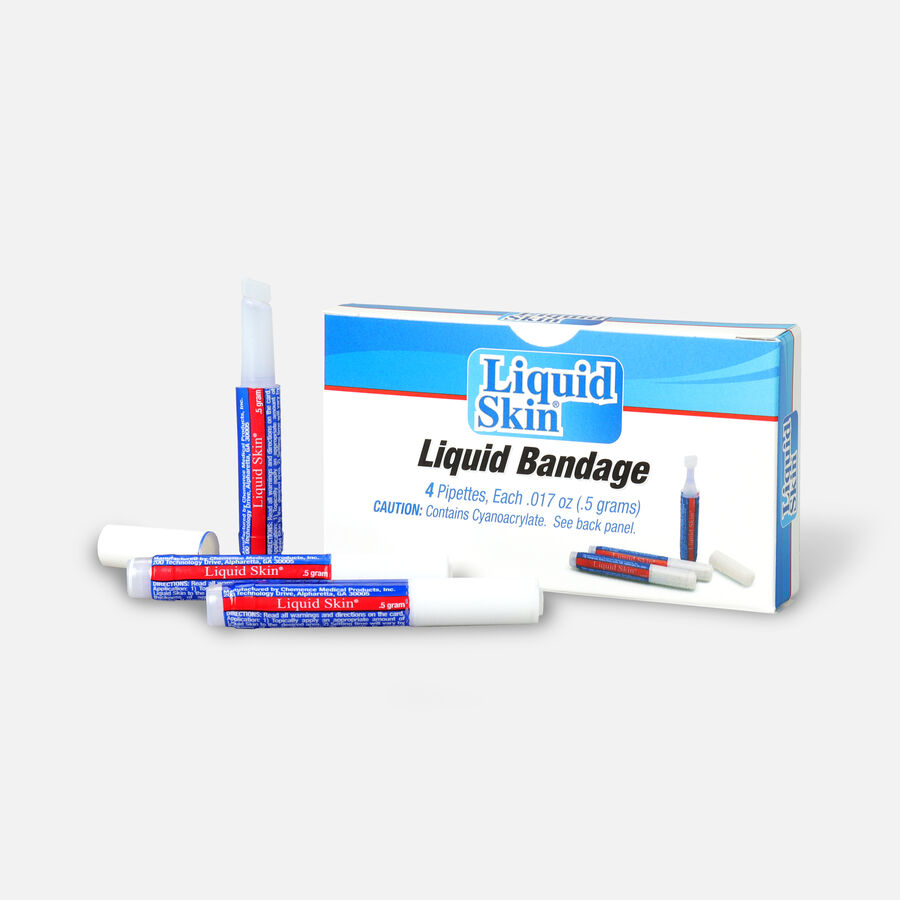 Liquid Skin Bandage - 4ct, , large image number 3