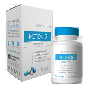 Blackfish Motion Joint Supplement, Capsules, 90 ct