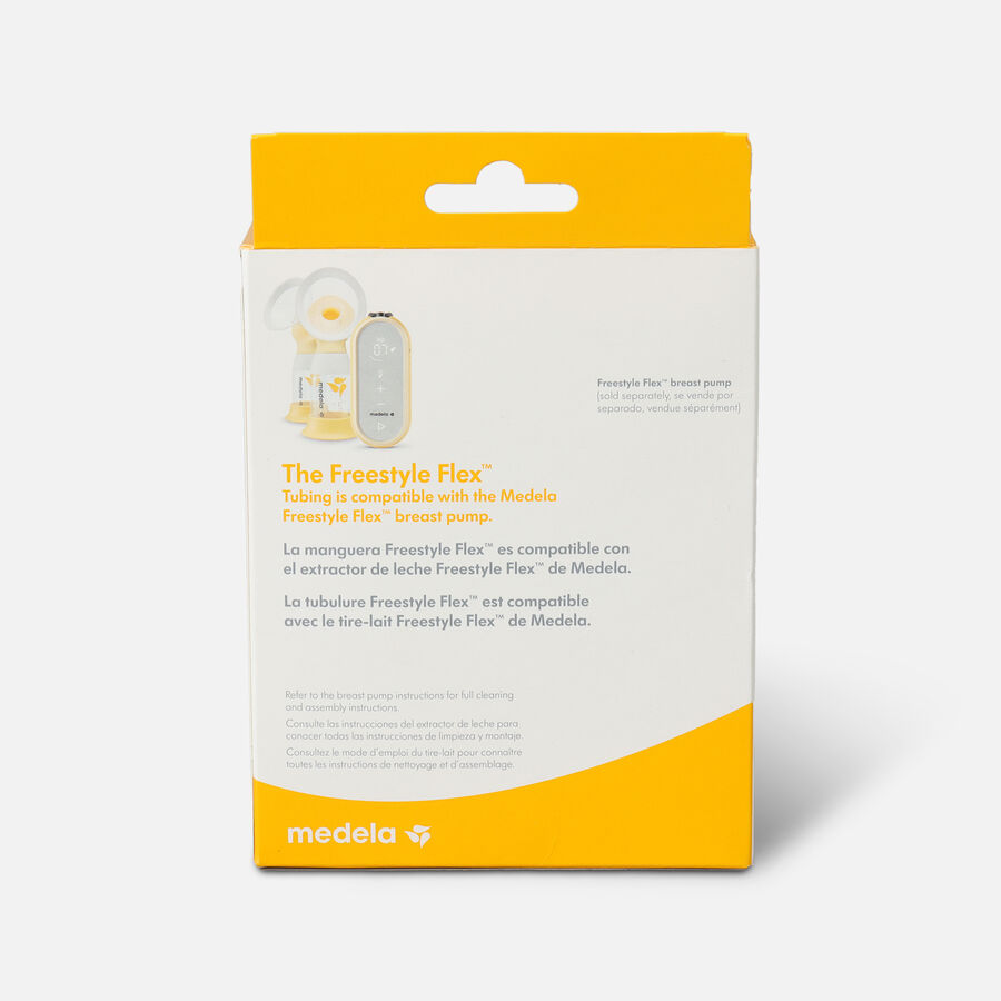 Medela Freestyle Flex Breast Pump Replacement Tubing, , large image number 1
