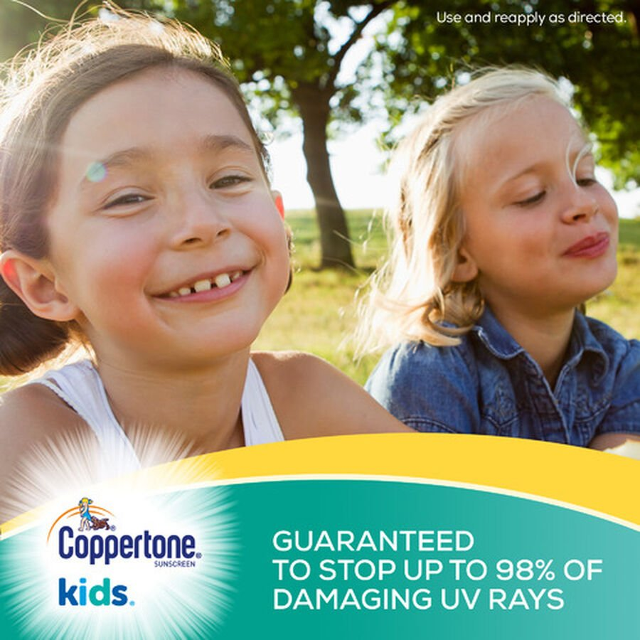 Coppertone Kids Continuous Spray SPF 50, 5.5 oz, , large image number 4