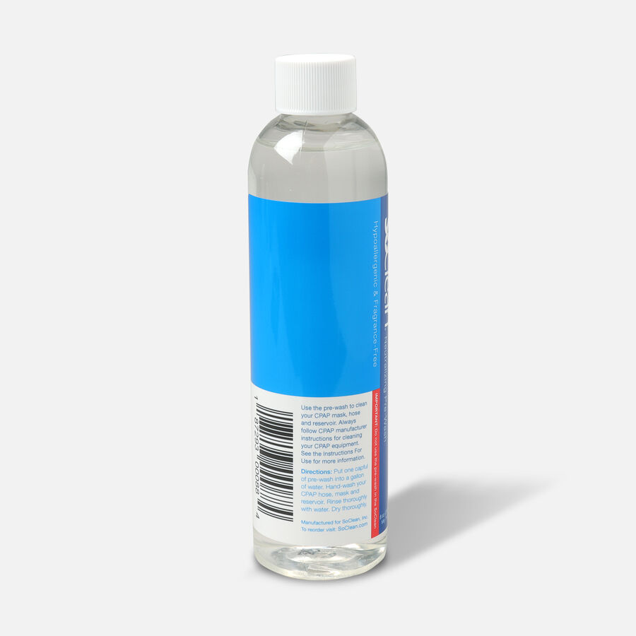SoClean Neutralizing Pre-Wash, 8 oz, , large image number 1