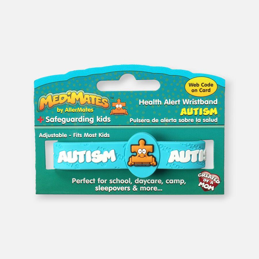 AllerMates Children's Allergy Alert Bracelet - Autism, , large image number 0