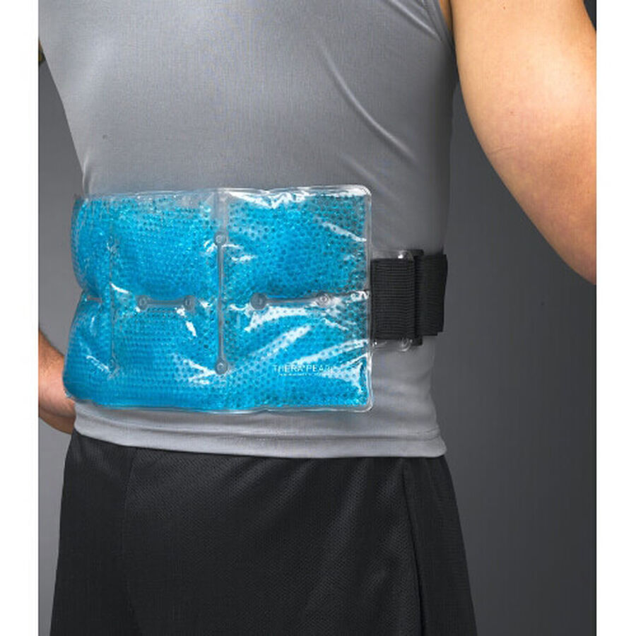 """TheraPearl Hot and Cold Back Wrap, 17"""" x 6.75"""", , large image number 3"""