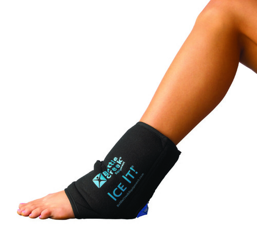 """Battle Creek Ice It! ColdCOMFORT Ankle/Elbow/Foot System 10.5"""" x 13"""", , large image number 4"""