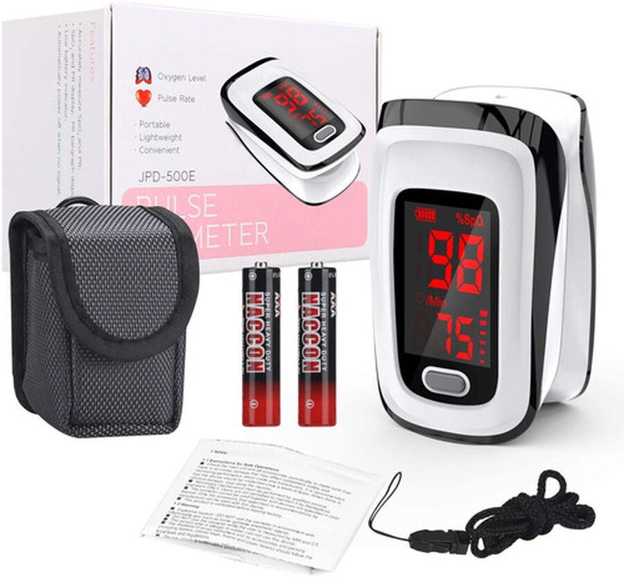 Jumper Medical Fingertip Pulse Oximeter, , large image number 3