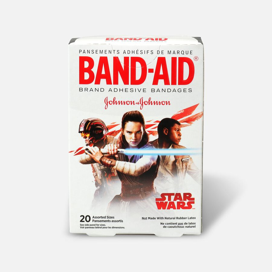 Band-Aid Adhesive Bandages, Star Wars, Assorted Sizes, 20 ct., , large image number 1