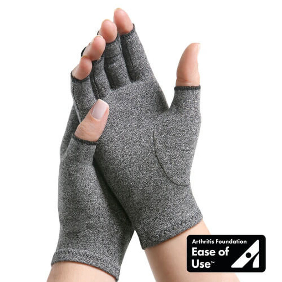 IMAK Compression Arthritis Gloves, Small, 1 Pair, , large image number 1