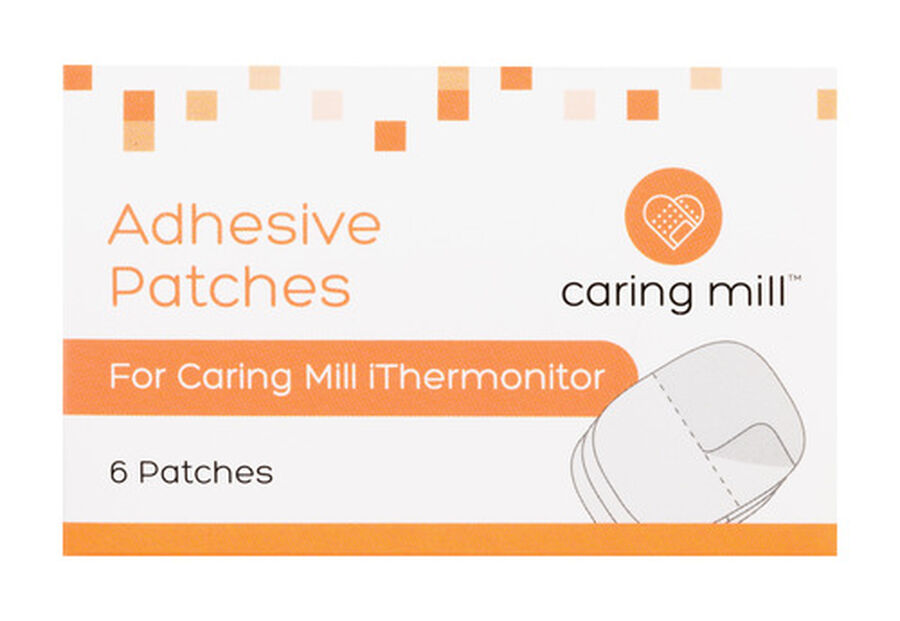 Caring Mill® iThermonitor Patches, , large image number 0