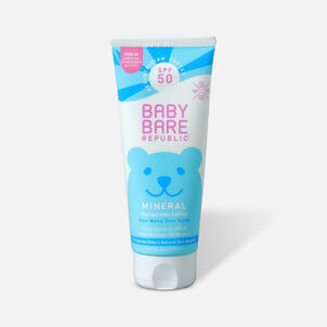 Baby Bare Republic Mineral Face & Body SPF 55 Sunscreen