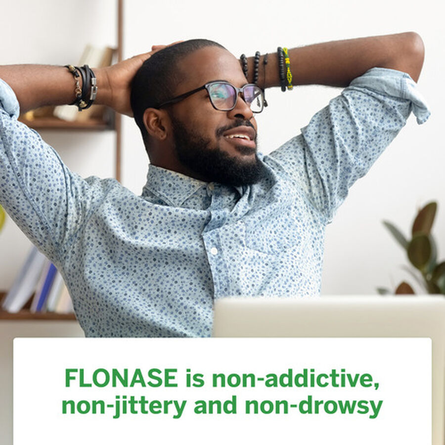 Flonase Allergy Relief Nasal Spray, 72 ct, , large image number 2
