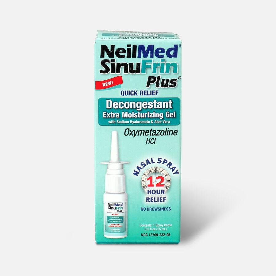 NeilMed SinuFrin Plus™ Decongestant Spray and Moisturizing Gel, , large image number 0