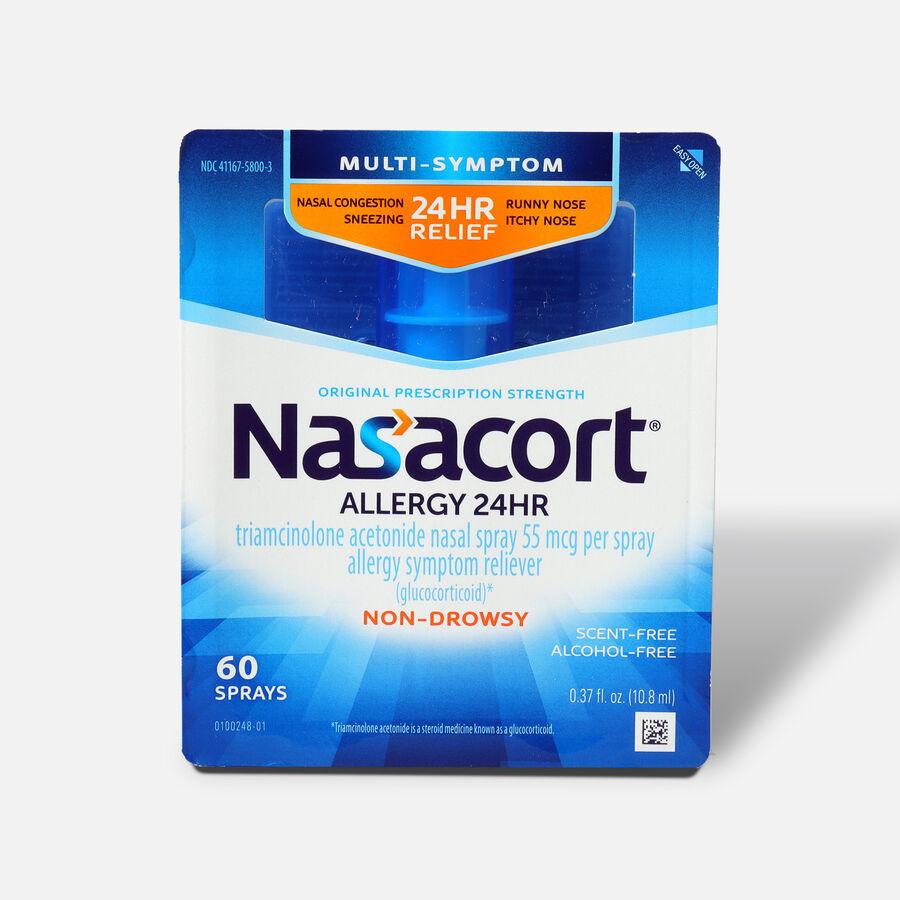 Nasacort Allergy Spray, 0.37 oz., , large image number 0