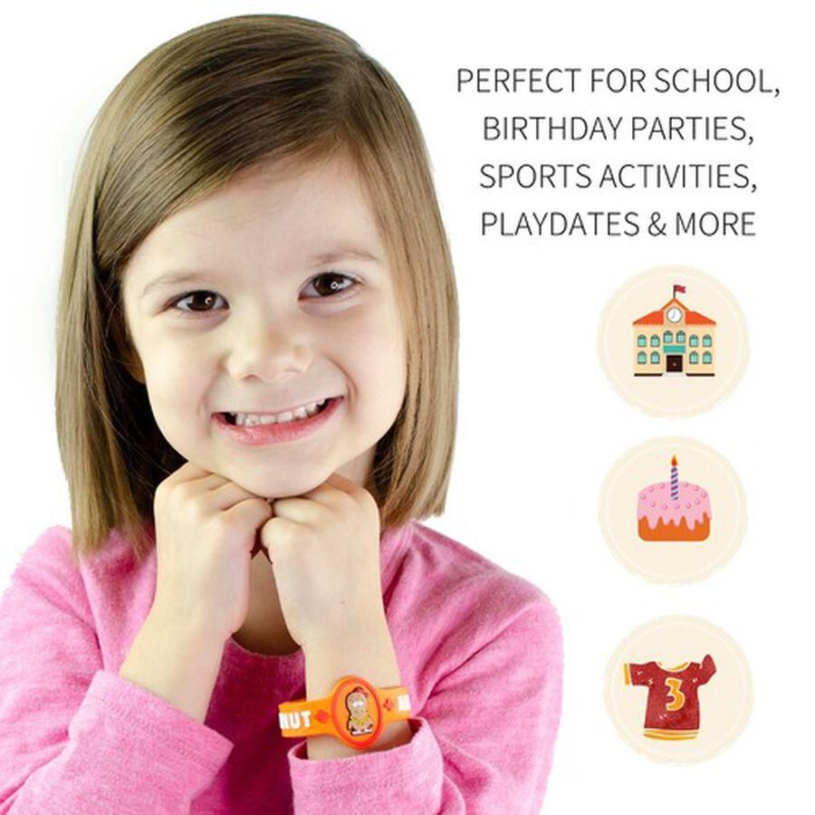 AllerMates Children's Allergy Alert Bracelet - Penicillin, , large image number 1
