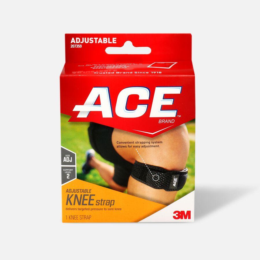ACE Adjustable Knee Strap, , large image number 0
