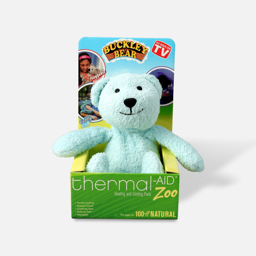 Thermal-Aid Zoo Blue Bear, , large image number 0