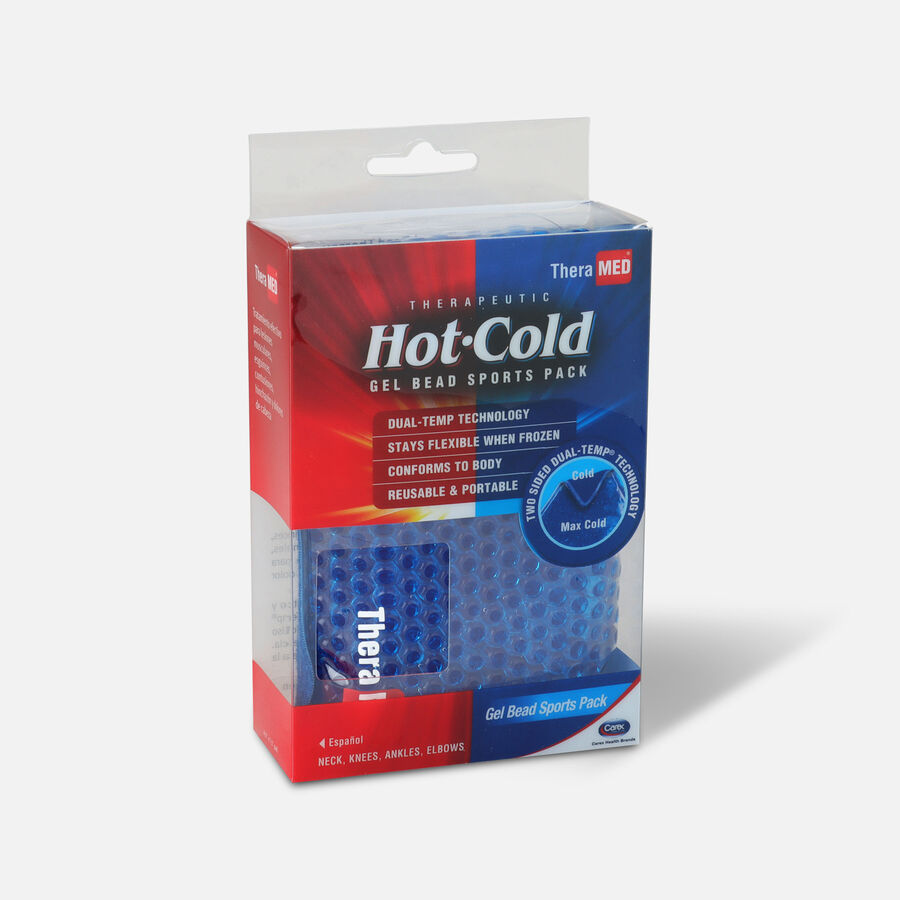 TheraMed Hot & Cold Gel Bead Sports Pack, , large image number 2
