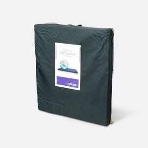 "K2 Health Products Gel Wheelchair Seat Cushion 18"" L x 16"" x 2"" H"