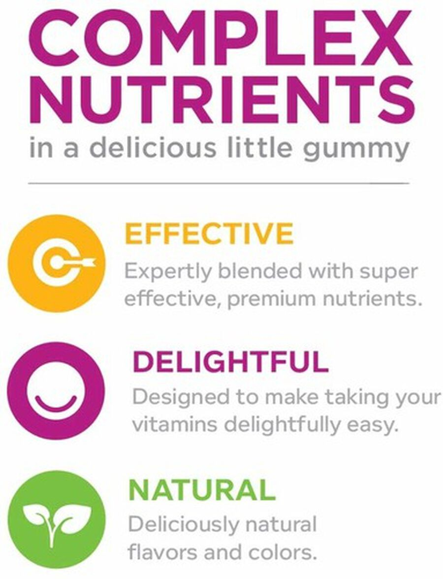 OLLY The Essential Prenatal Gummy Multivitamin, Sweet Citrus, 30 Day Supply, 60ct, , large image number 7