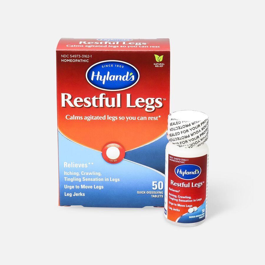 Hyland's Restful Legs, 50 ct, , large image number 1