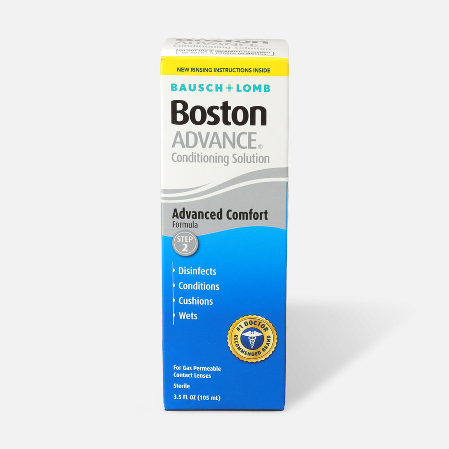 Bausch & Lomb Boston Advance Conditioning Solution Step 2, 3.5 oz, , large image number 0
